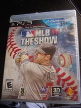 PS3 Playstation 3 MLB 11 The Show game NEW in Manhattan, Kansas