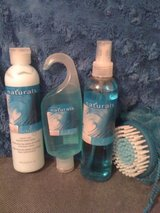 Aqua Rush 4 piece set for men in Leesville, Louisiana